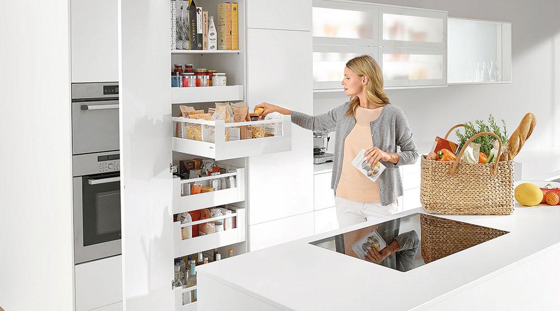 Хранение продуктов в зоне
