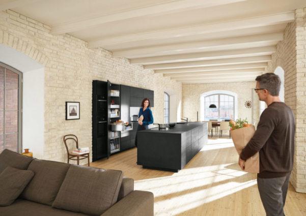Кухня-студія в тренді – кухню, вітальню та їдальню сьогодні об'єднують в одне ціле